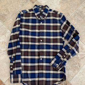 J. Crew men's button up, size small